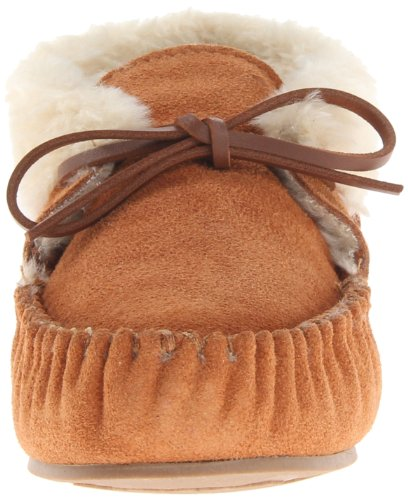 Tamarac Door Slippers Internationale Dames Nieuwe Molly Slipper Blitz Kastanje