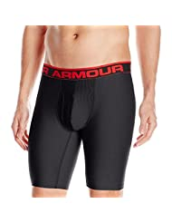 Under Armour Men's The Original 9'' Boxerjock, Black, Large