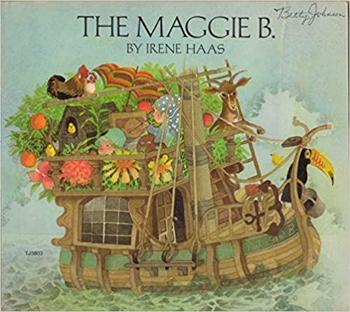 The MAGGIE B (A 139) by Irene Haas (1984-09-01)