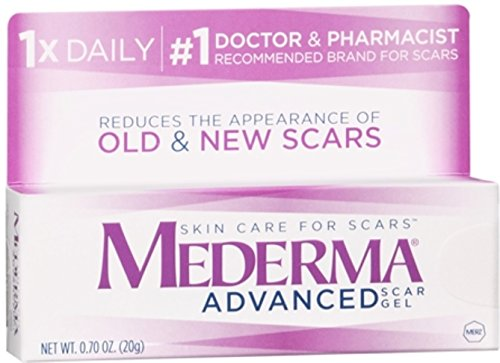 Mederma Gel 20 g (Pack of 8)