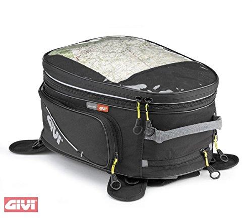 Givi EA102 Tank Bag - Magnetic Base/Black (Magnetic Tank Base Bag)