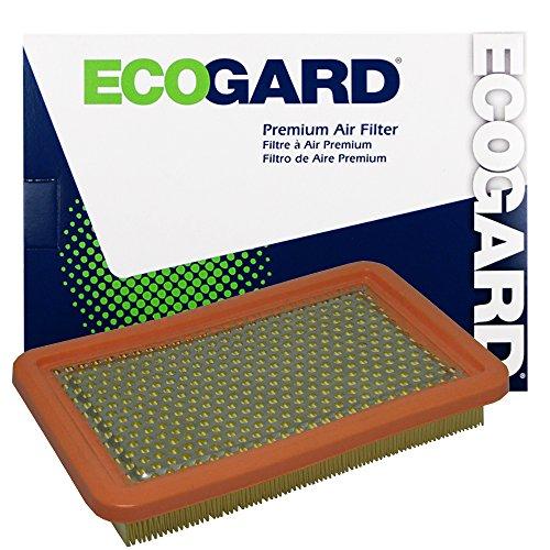 ECOGARD XA4832 Premium Engine Air Filter Fits Mazda 626 / Ford Probe / Mazda MX-6 ()