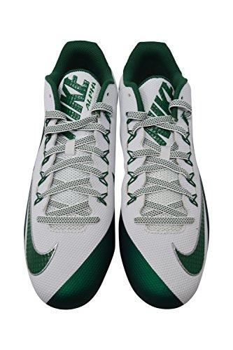 Nike Herren Alpha Pro 2 Fußballschuh Weiß / Waldgrün