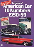Catalog of American Car Id Numbers 1950-59