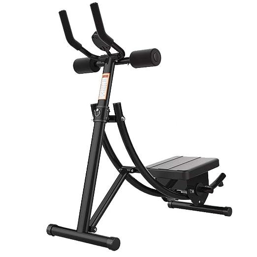 Fitness equipment Entrenador Abdominal, montaña Rusa Plegable ...