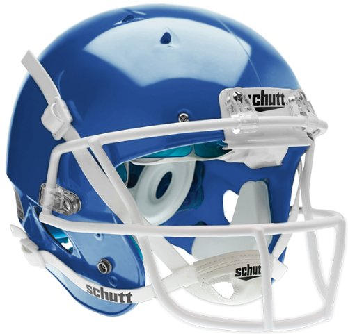 Schutt Sports Youth DNA Pro Plus Football Helmet Without Faceguard, Large, Royal Blue