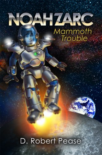 A great back-to-school read for your ten to fourteen-year-olds: <em><strong>NOAH ZARC - MAMMOTH TROUBLE</strong></em> - 5 Stars, $2.99