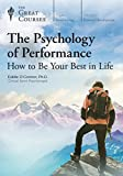 The Psychology of Performance: How to Be Your Best in Life -  DVD, Rated PG, The Great Courses