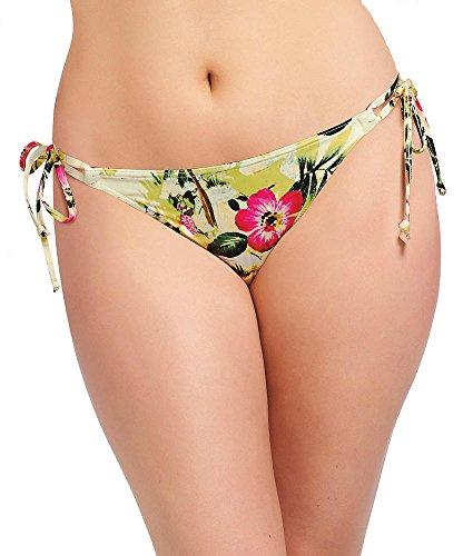 Freya–baño–Slip de baño RIO Freya–Aloha Sand Dune imprimé floral