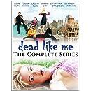 Dead Like Me: The Complete Series PLUS Bonus Movies White Lightning & The End - 11 DVD Set