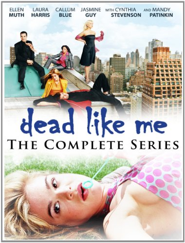 Dead Like Me: The Complete Series PLUS Bonus Movies White Lightning & The End - 11 DVD Set]()