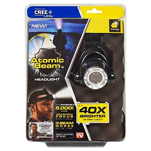 Atomic Beam Headlight AS SEEN ON TV!! NEW!
