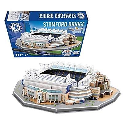 Nanostand Chelsea Stamford Bridge 3D Puzzle