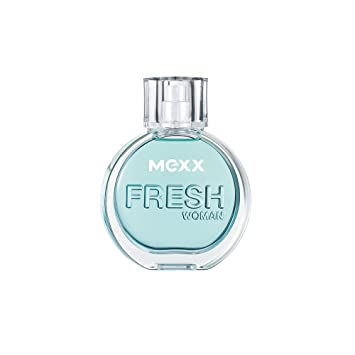 Amazoncom Mexx Fresh Woman Eau De Toilette 17oz Mexx Fresh