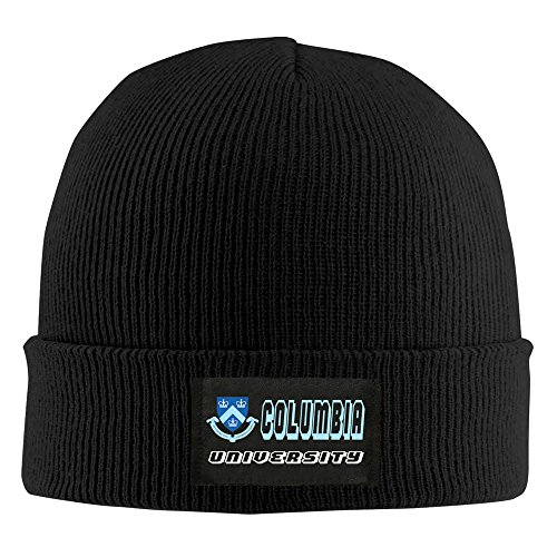 (Mens And Womens Columbia University Beanie Knitted Cap)