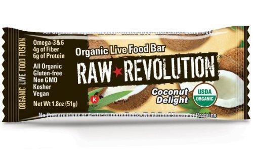 Raw Revolution Coconut Agave Organic