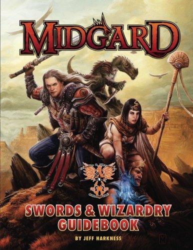 Midgard Swords & Wizardry Guidebook