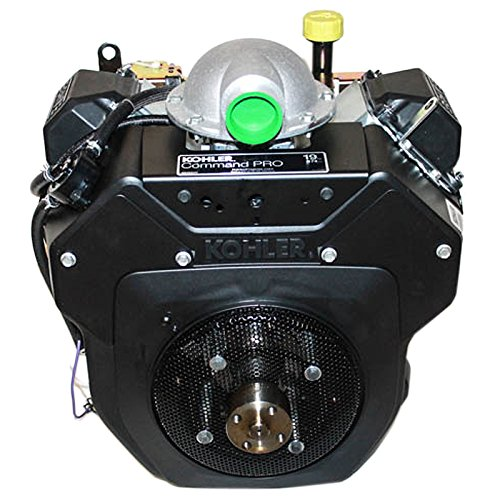 Kohler 19hp Command Horizontal Engine, OHV, No Shaft, Electric Start, Air Cleaner Adapter, Replaces CH621-3010, fits Walker MTGHS Mower Engine
