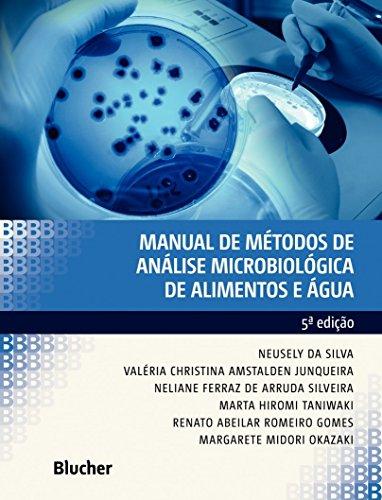 Manual de Métodos de Análise Microbiológica de Alimentos e água