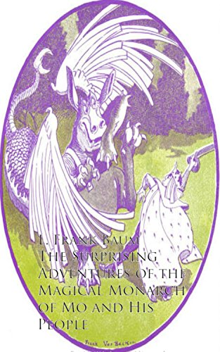 book cover of The Surprising Adventures of the Magical Monarch of Mo and His People