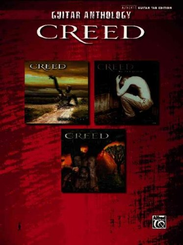 - Guitar Anthology Creed Authentic Guitar Tab (Guitar Anthology) Guitar Anthology Creed