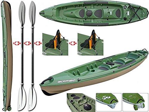 Bic Borneo Fishing kayak de pesca 1