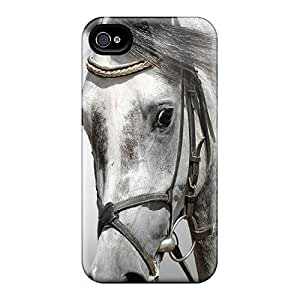 Awesome ZczOpLC59ciIhJ Mwaerke Defender Tpu Hard Case Cover For Iphone 4/4s- Horse Desktop Wallpaper 22