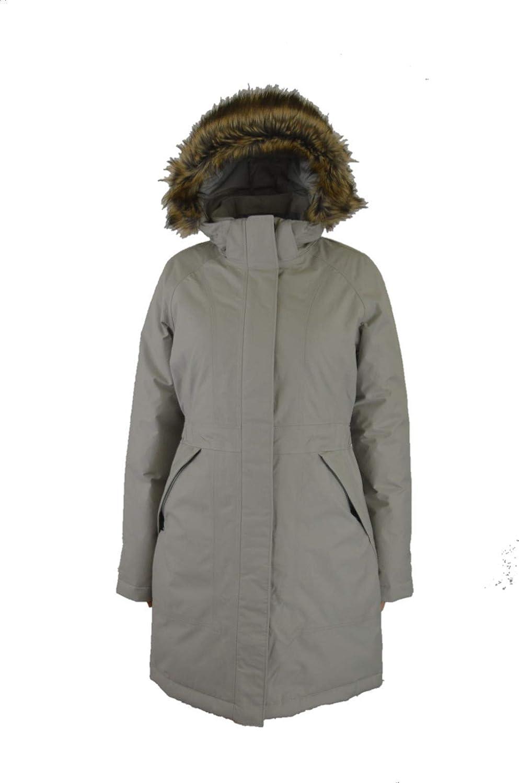 The North Face Women Arctic Parka Winter Down Jacket, Peyote Beige