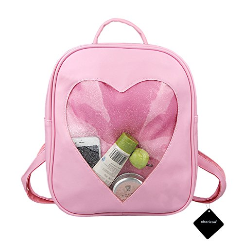 Candy Pink Bag - 4