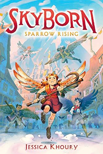Book Cover: Sparrow Rising
