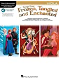 Songs from Frozen, Tangled and Enchanted: Viola (Hal Leonard Instrumental Play-Along)