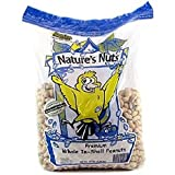 Natures Nuts Chuckanut Products Premium Whole-In-Shell Peanuts, 10 lbs