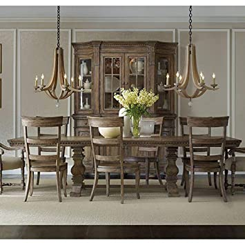 Amazon.com - Hooker Furniture Sorella Rectangular Dining ...