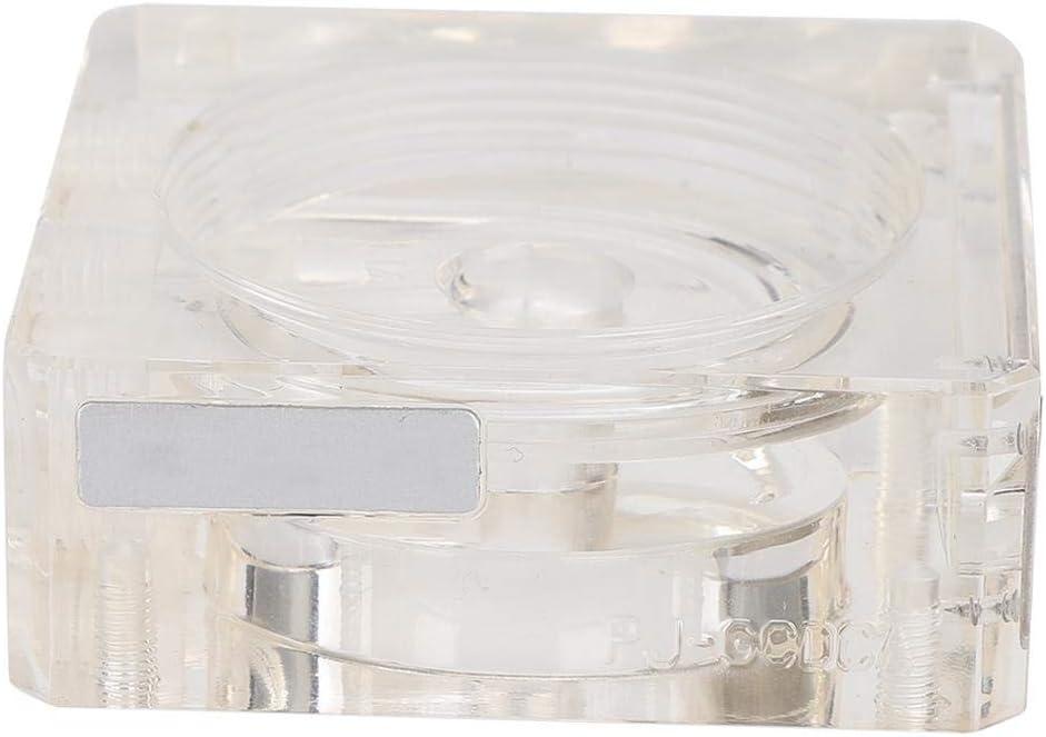 Wendry DDC Heatsink Kit Aluminium Alloy Durable China DDC Water Pump Mod Heatsink TOP Cover Kit with Armor Improve Pump Operating Stability