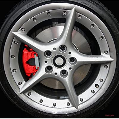 Callahan 515063X1 FRONT Premium Grade [ 8 Lug 4WD 4-Wheel ABS ] Wheel Hub Bearing Assembly [ 515063 ]: Automotive