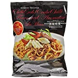 Prima Taste Singapore Chilli Crab Flavoured La Mian Pasta(Pack of 12), 172g