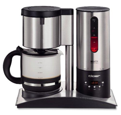 cloer Filter Coffee Maker with BRITA  (ツインタワーコーヒーメーカー) 5739   B000X18NHS