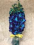 #8: Premium Cut Blue Orchids (10 Stems Orchid)