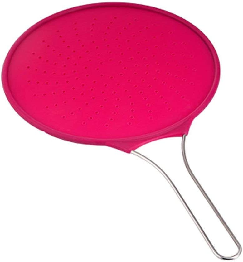 silicona, 30 cm Tapa antisalpicaduras para sartenes Kaiserhoff