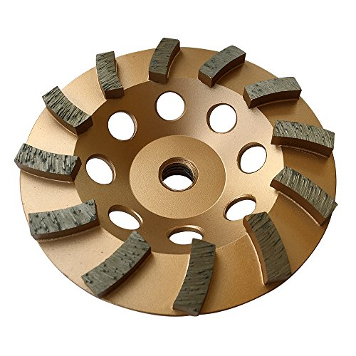 Grinding Wheels for Concrete and Masonry 5