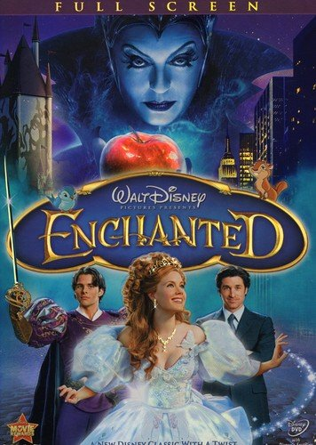 Enchanted (Full Screen) Amy Adams James Marsden Idina Menzel Patrick Dempsey