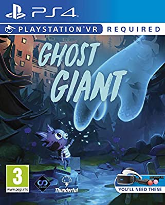 Ghost Giants (PSVR) - PlayStation 4 [Importación inglesa ...