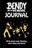 Bendy and the Ink Machine Journal: Write down your theories, story ideas and more! (Volume 1)