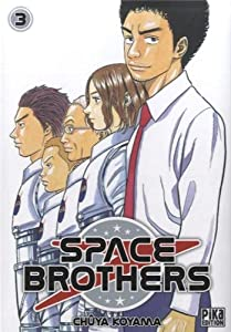"""Afficher """"Space brothers n° 3"""""""