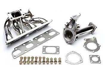 TA technix Acero Inoxidable Turbo ? Colector con T25 Brida con C20 X E Motores
