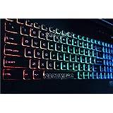 FidgetFidget Keyboard Clevo P370SM-A P375SM-A P377SM-A Backlit US Win Key Bottom Left