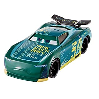 Disney Pixar Cars Herb Curbler
