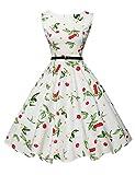 Women Inspired Vintage Dresses Cocktail Dress Size S F-4