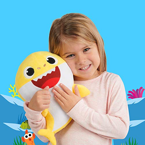51z jZFrN4L - Pinkfong Baby Shark Official Song Doll - Baby Shark - By WowWee