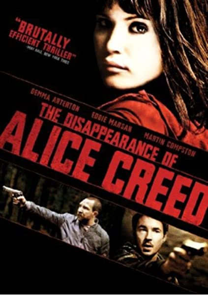 Amazon Com The Disappearance Of Alice Creed Arterton Gemma Marsan Eddie Compston Martin Arterton Gemma Movies Tv